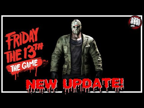 New Update!   Friday The 13th The Game   Community Gaming Night EP49