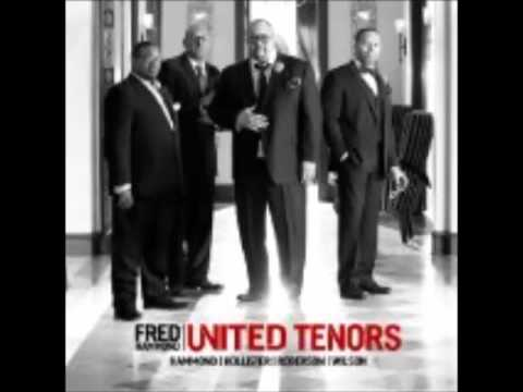 """Fred Hammond & United Tenors-""""My Heart Is Yours""""- Track 11"""