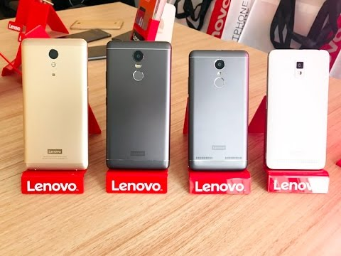 Lenovo A6600 P2 K6 Power And Note Hands On Video By TechNaveCom