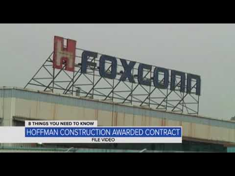 Hoffman Construction awarded contract