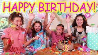 Olivia Is Finally A Teenager Happy 13th Birthday