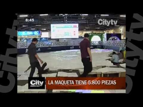 Bogotá tiene maqueta en 3D l City TV | Octubre 12