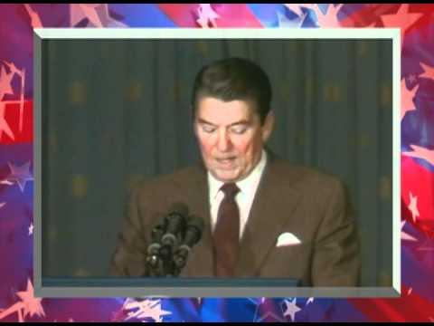 Ronald Reagan on America
