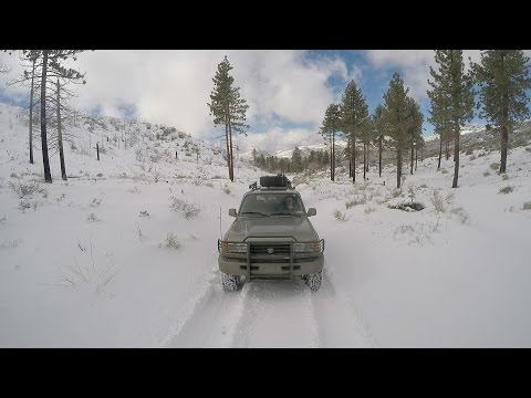 Snow Run Apple Valley to Big Bear 3N14