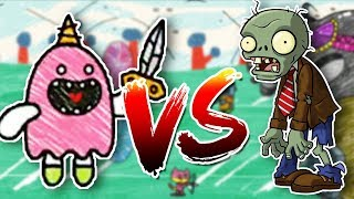 MONSTERS VS ZOMIBES