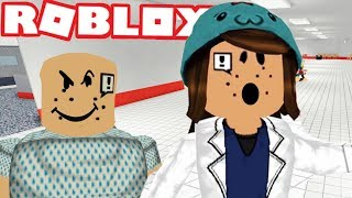 PATIENT INFECTED ME IN ROBLOX| Hospital Life (Roblox Roleplay)
