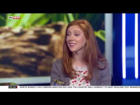 Sky News interview with Dr Niki Rust on discovered Myanmar wildlife haven