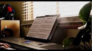 The Hobbit Soundtrack - Eagles Scene Piano