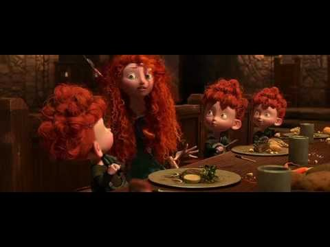 BRAVE - Official Trailer 2 - In Indonesian Cinemas June 2012