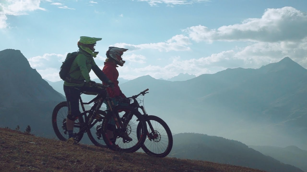 Download JUST BE - A Mountainbike Movie