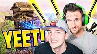 *NEW* Update LIVE // SNIPER MODE // FORTNITE BATTLE ROYALE Molt & Nick