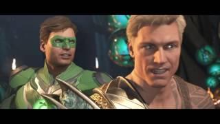 Injustice 2 gameplay #5 LANTERNA VERDE