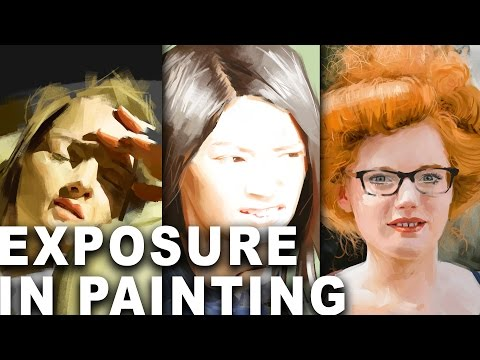 EXPOSURE IN PAINTING - Silent Session