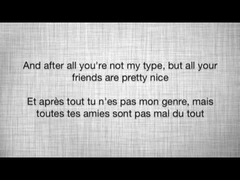 Fashionably Late - Falling In Reverse Lyrics English/Français