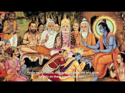 The History of Hindu India (English narration and English subtitles
