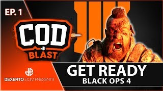 The CoD Blast: Black Ops 4 ROSTERMANIA | Ep.1 HIGHLIGHT