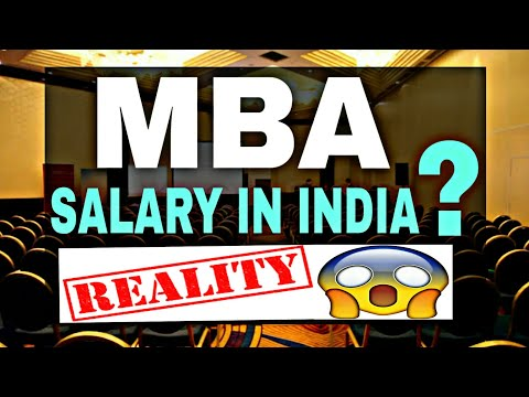 MBA Salary in India | Highest Paying Jobs in india | Careers in MBA in India | By Sunil Adhikari |