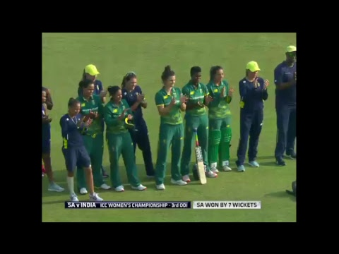 Womens Cricket SA Vs India ODI, Senwes Park Cricket Oval, Potchefstroom