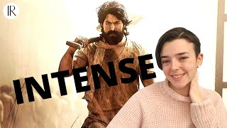 KGF Chapters 1 and 2 Fan Trailer REACTION | Indi Rossi