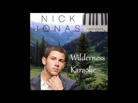 Wilderness Instrumental - Nick Jonas Karaoke
