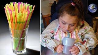 Plastic straw ban: Disabled upset by ban on plastic straws - TomoNews