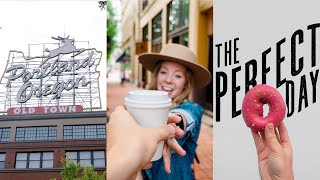 The PERFECT day in PORTLAND, OR // TRAVEL VLOG