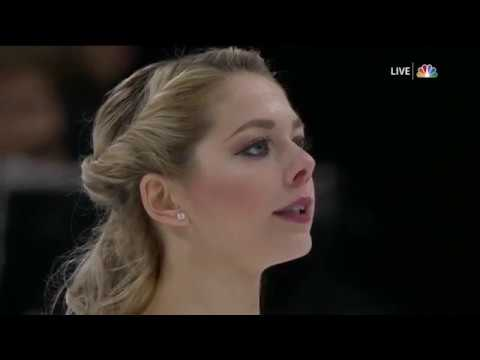 Alexa Scimeca & Chris Knierim Free Skate 2019 US Nationals