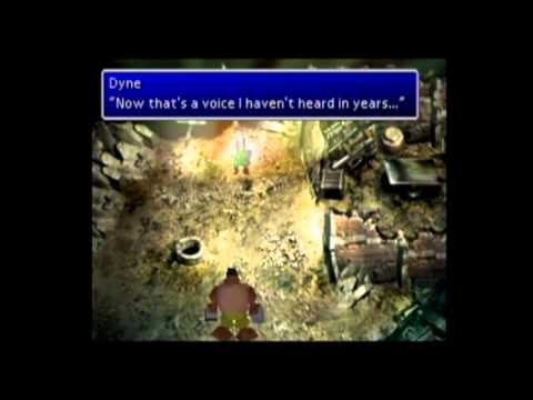 Final Fantasy VII Playthrough #050, Corel Prison (2/3), Boss: Dyne