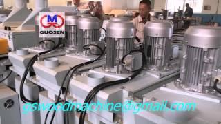 steel brush machine GSGS600B6