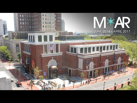 Museum of the American Revolution Construction Time-Lapse