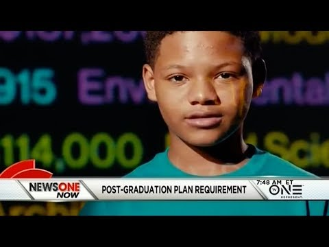 Chicago Won't Allow High School Students To Graduate Without A Post-Grad Plan