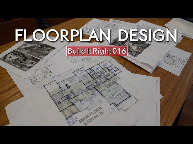 Floorplan Design | #BuildItRight 016