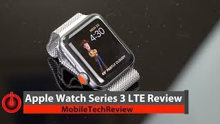 Apple Watch Series 3 LTE Review