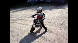 Electric motocross _ motorbike for Kid.mp4