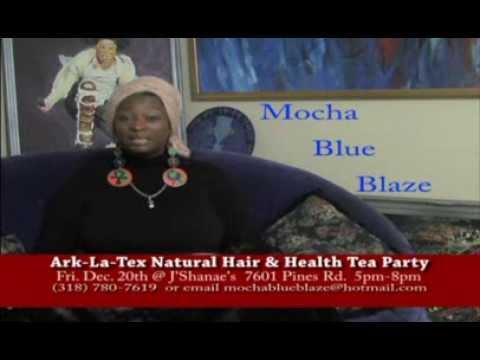 Ark La Tex Natural Hair & Health Tea Party by ELAW