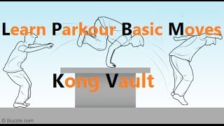Parkour Youtube Basic Moves For Beginners Watching Videos : Kong Vault