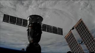 Space Station Cameras Capture New Views of Hurricane Matthew