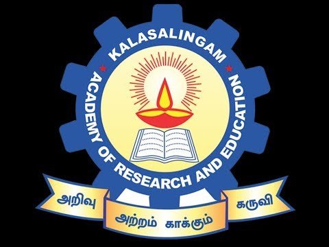 Kalasalingam University Official Video
