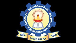 Kalasalingam University Official Video