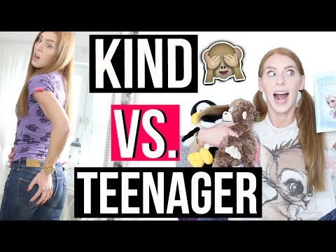 KIND VS. TEENAGER!
