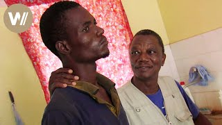 Mental disorders in Africa - A man helps hundreds of patients