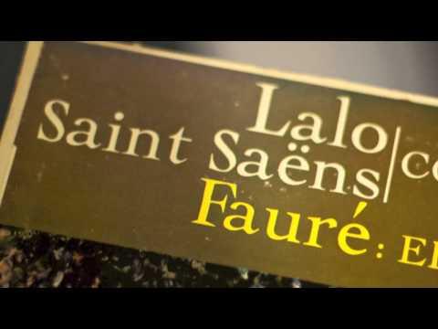 Gaspar Cassado-Saint Saens & Faure Concertos for Cello