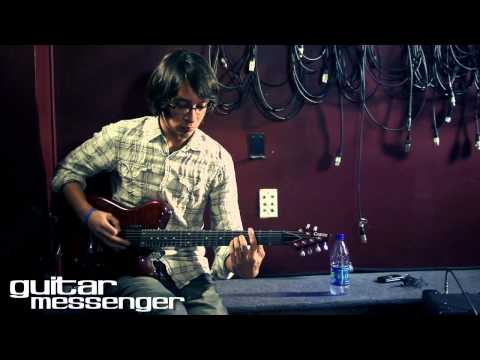 Mark Holcomb - Periphery / Haunted Shores: GuitarMessenger Masterclass 1 of 2