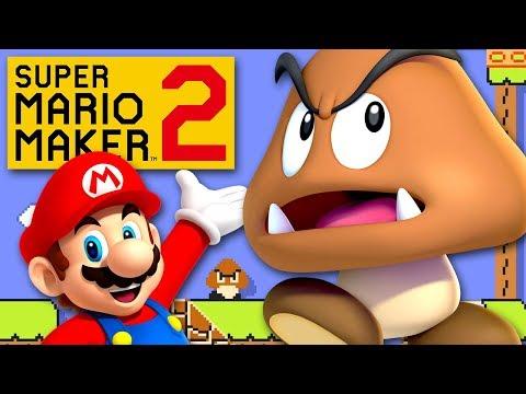 Goomba&39;s Great Adventure - Super Mario Maker 2 - Gameplay Walkthrough Part 26