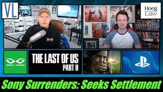 Last of Us Copyright Claim Finale: Sony Surrenders (VL227)
