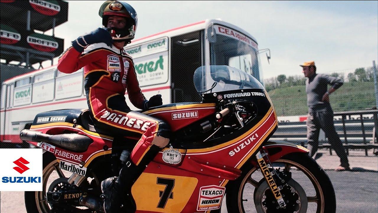 Suzuki Motorcycle Racing History Episode 3 | Chapter 3 | Suzuki