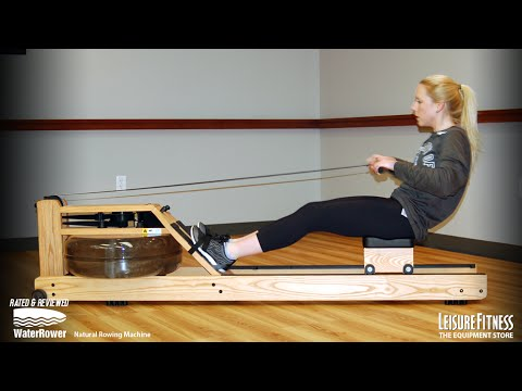 WaterRower Natural Rowing Machine - Review