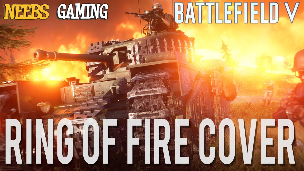 Ring of Fire Cover (Battlefield Firestorm)