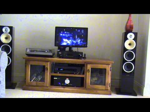 Musical Fidelity M6 500i Music Demo