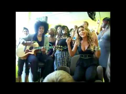 Beyonce   Irreplaceable   Live Performance Acoustic